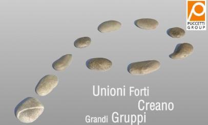 Unioni forti creano grandi gruppi